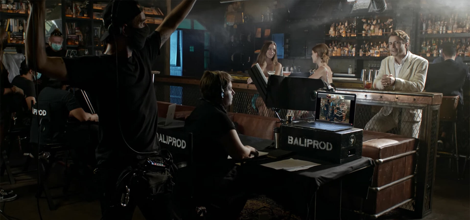 How Baliprod Uses Live Streaming Tech to Shoot Motion & Stills with a Client Abroad [INFOGRAPHIC]
