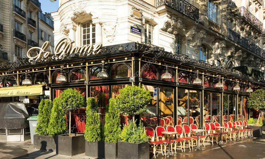 France Cafe Le Dome