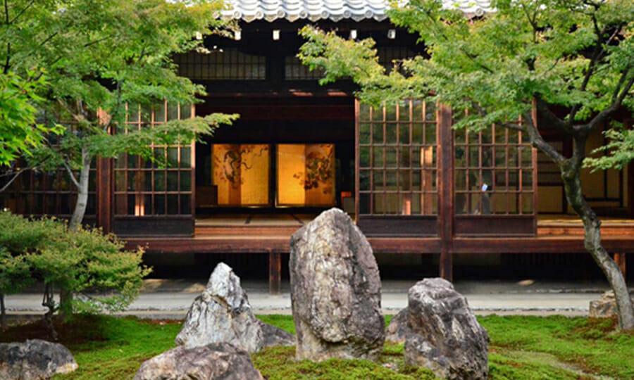 Kennin ji Kyoto