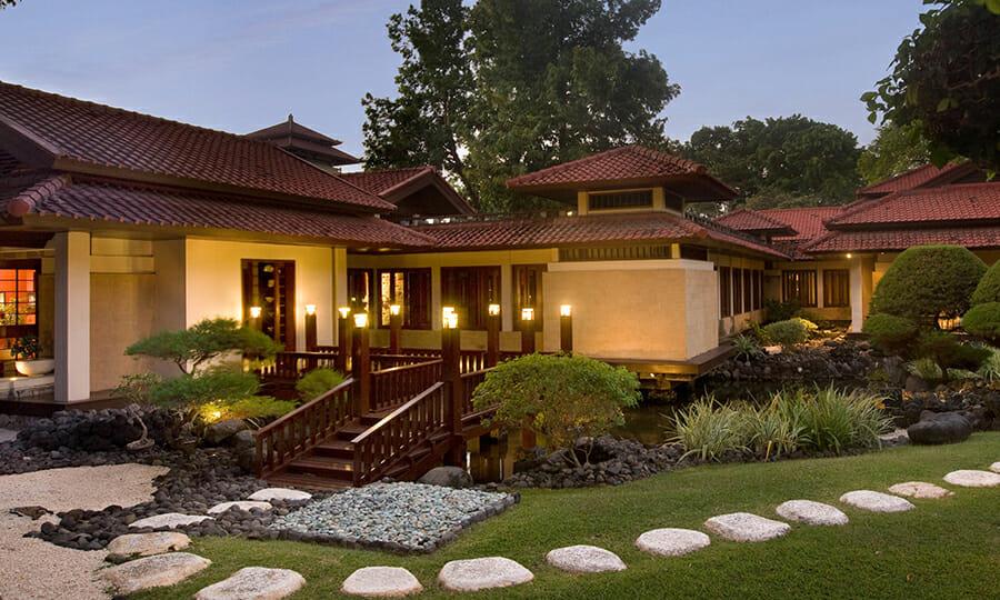 Ko Japanese Garden Bali Indonesia