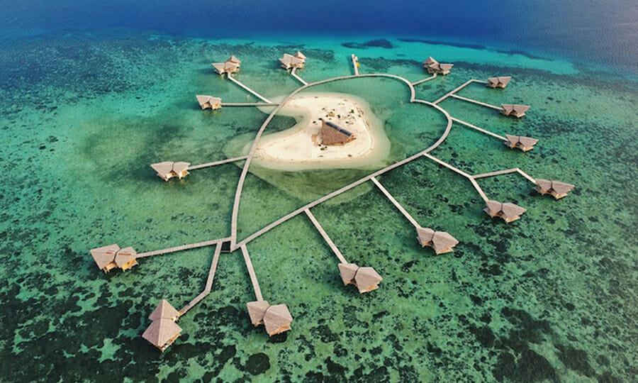 Pulau Cinta Gorontalo Indonesia