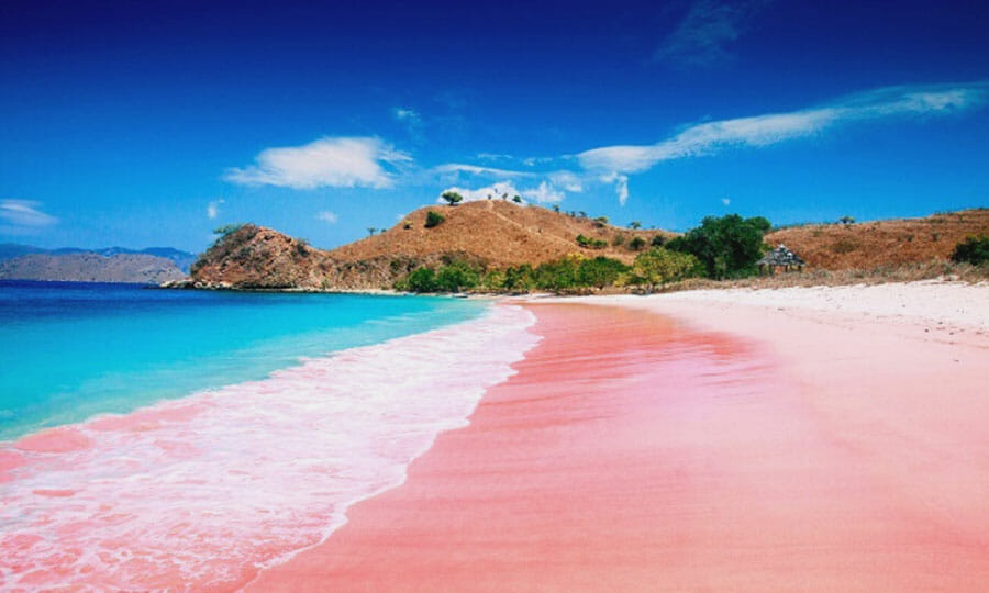 Tangsi Beach Lombok