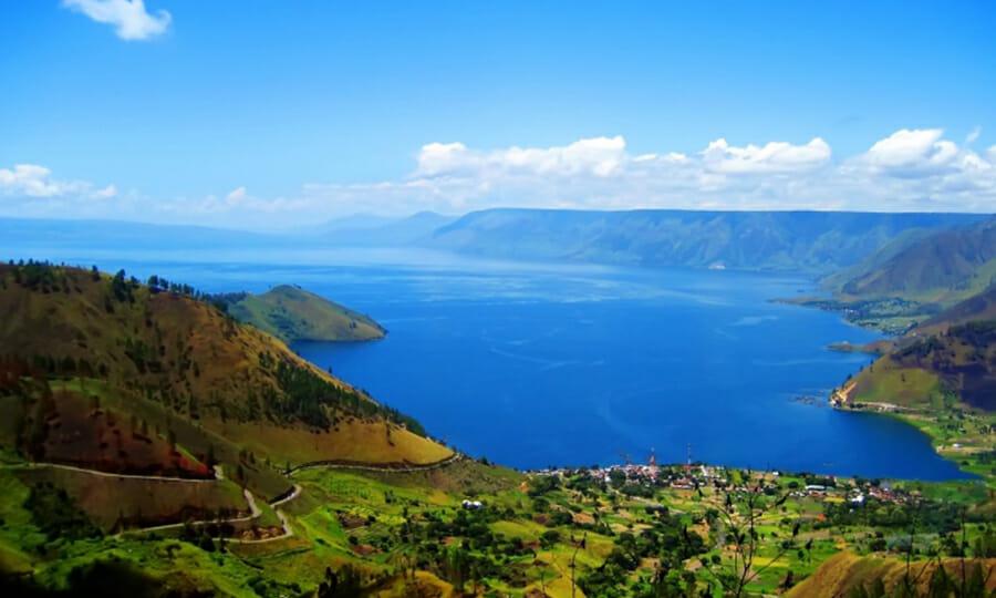 Toba Lake Indonesia