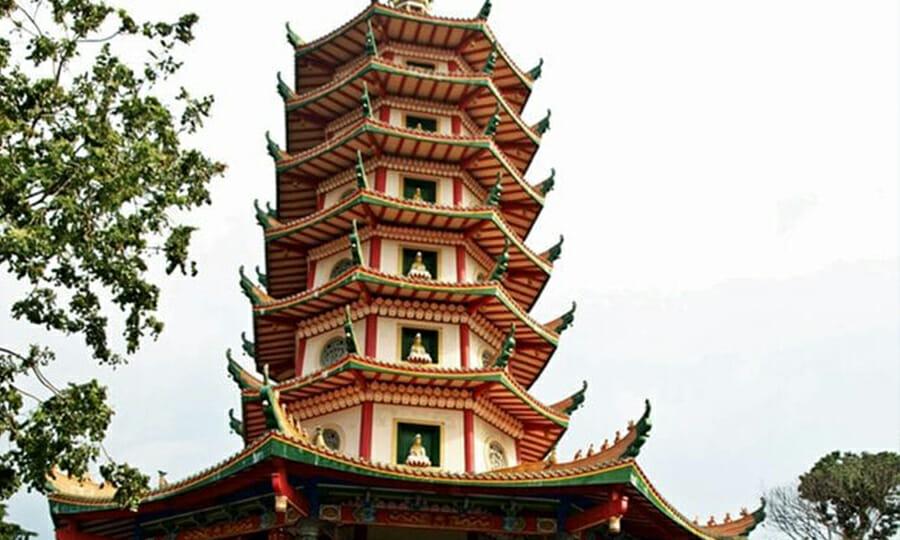 Vihara Buddhagaya Indonesia