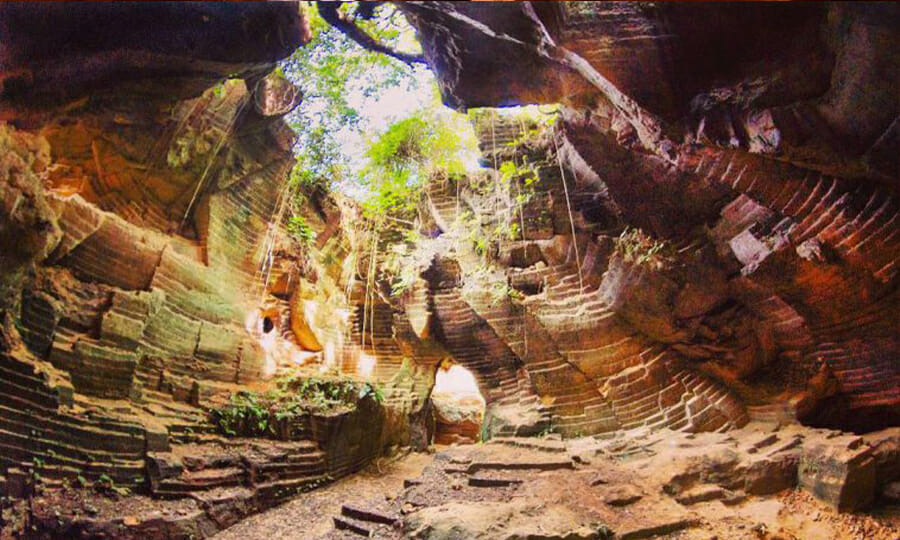 Wisata Bukit Kapur Arosbaya Madura