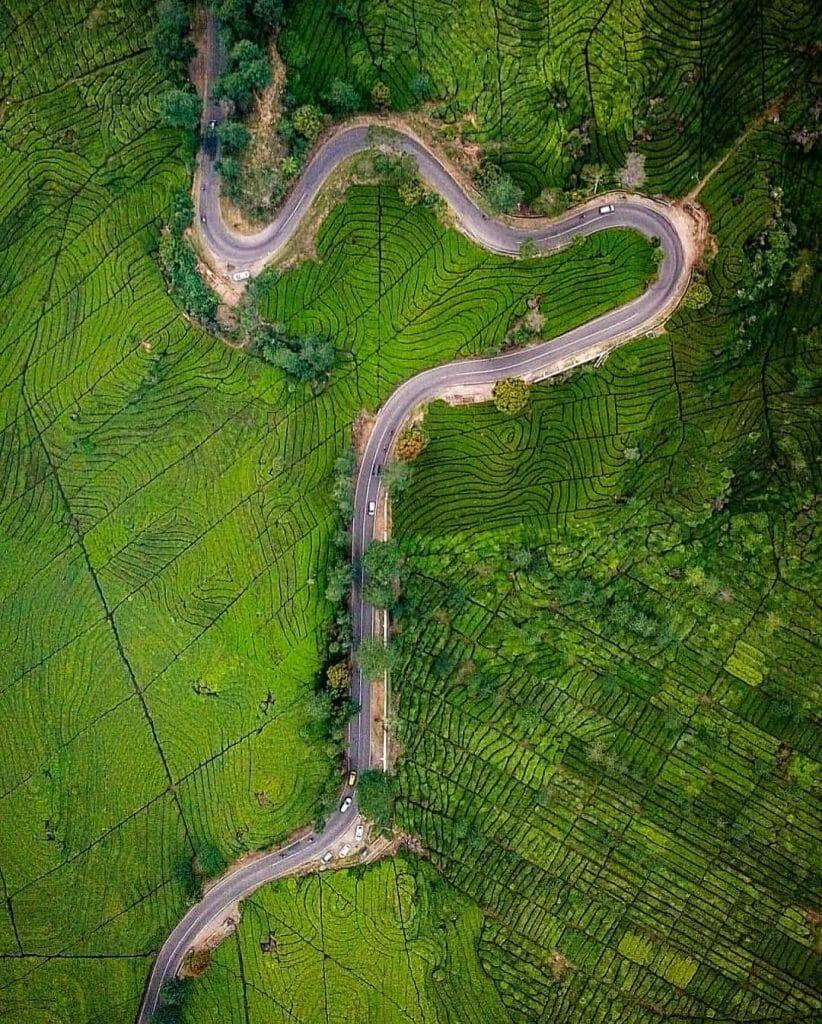 rancabali road